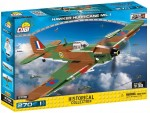 COBI 5709 Small Army Hawker Hurricane